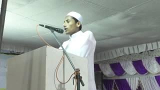 Beautiful Naat in Jamia Darul Quran Khora