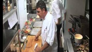 Gordon visits Le Bistro in beautiful South Florida