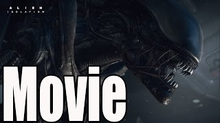 Alien Isolation - All Cutscenes (Game Movie)