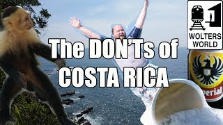 Visit Costa Rica - The DON