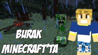 Burak Minecraft'ta - MUHTEŞEM AVCILAR - Bölüm 9 - Sezon 2