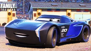 CARS 3 | Who is he?