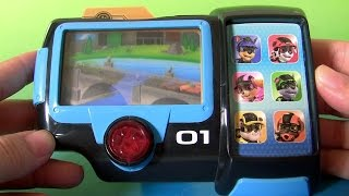 PAW PATROL MISSION PUP PAD Toy Review Mashems by TOYS CLUB Ryder Chase Marshall SKYE