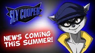 SLY COOPER MOVIE NEWS COMING THIS SUMMER! June 2017 Could Be It!