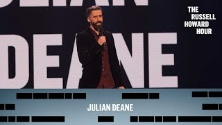 Julian Deane - Having children young