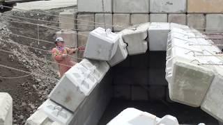 Arch-Lock™ construction