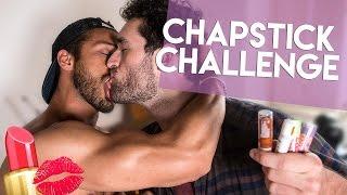 CHAPSTICK CHALLENGE   Lorenzo and Pedro