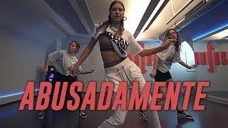 "Mc Gustta e MC DG ""ABUSADAMENTE""   Duc Anh Tran Choreography"