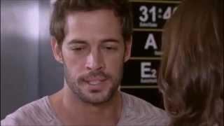 Damián le suplica a Marina que no viaje con Hernán (La Tempestad)