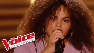 Manoah - « Man Down » (Rihanna) | The Voice France 2017 | Blind Audition