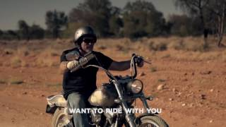 Steve Grace - Motorcycle Blues [Official Lyric Video]