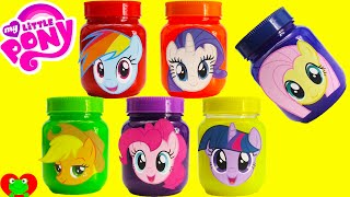 My Little Pony Slime Surprises with Shopkins Season 6