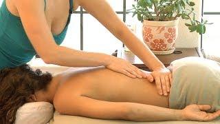 Swedish Massage Therapy vs. Deep Tissue Massage Techniques, Back & Full Body Work Jen Hilman