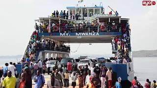 Safari ya kwanza ya kivuko kipya Mwanza, JPM katimiza ahadi