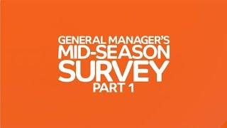 Mid-season survey of EuroLeague general managers: Part 1