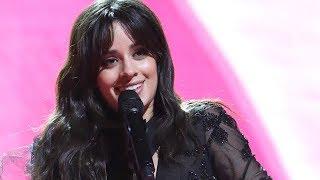 Camila Cabello Reacts To Fifth Harmony Split   Hollywoodlife