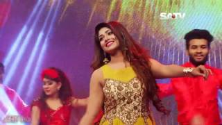 PIYA BIPASHA    DANCE PERFORMANCE ON   DANCE TIME   EID SHOW SEPTEMBER 2016 Only On SATV   YouTub