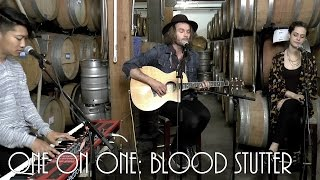 ONE ON ONE: Handsome Ghost - Blood Stutter May 27th, 2016 City Winery New York