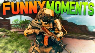 Black Ops 3 Funny Moments! - Out of Map, Combat Axes, Glitches