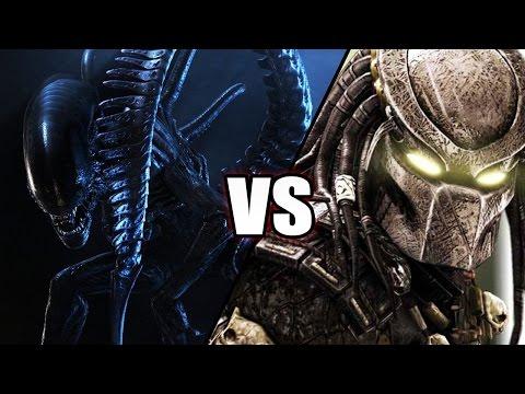 watch Alien Vs Predator (AVP) Discussion! Who Would Win?