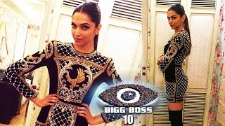 Deepika Padukone's HOT Look For Salman's BIGG BOSS 10 GRAND Premiere