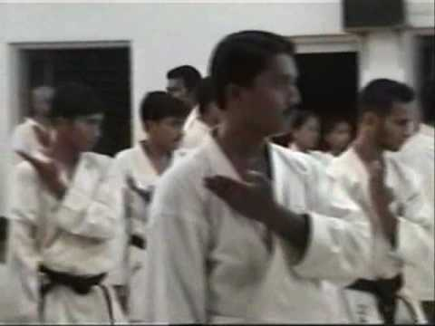 Okinawa Shorin- Ryu Kyudokan Karate-do Seminar - Mumbai, India 2007