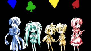 【Vocaloid5】 Hitobashira Alice - Alice Human Sacrifice (off vocal)