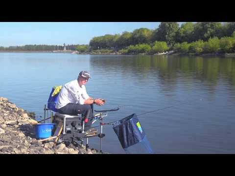 места рыбалки на канале