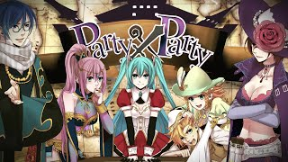 Vocaloid Six - Party x Party