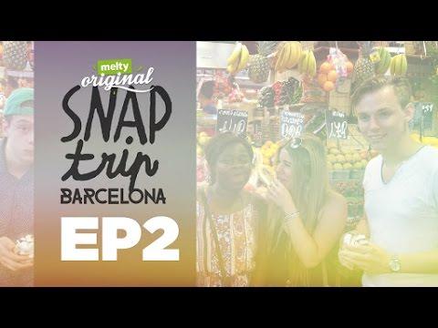 Xxx Mp4 SnapTrip Barcelona Best Of Snapchat Ep 2 Avec Gloria Morgane Math Et Quentin 3gp Sex