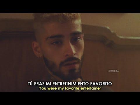 ZAYN - Entertainer (Traducida al español + Lyrics)