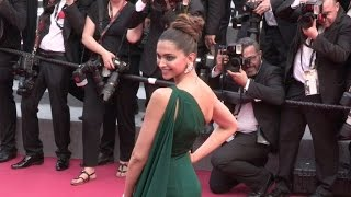 Deepika Padukone and more on the red carpet for the Premiere of Nelyubov in Cannes