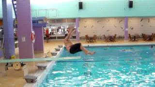 Fattest guy in the World dies at swimming