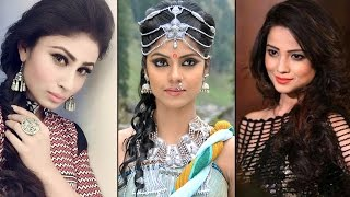 Sexy Naagins of Television | Mouni Roy, Adaa Khan & MORE | Don't Miss
