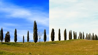 Photoshop Tutorial: How to Replace a Sky in a Photo