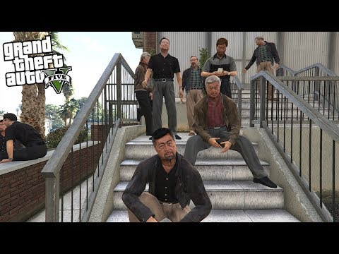 Xxx Mp4 FINDING A NEW GANG IN GTA 5 EXTREMELY DANGEROUS GTA 5 REAL LIFE PC MOD 3gp Sex