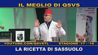 QSVS - LA RICETTA DI SASSUOLO  - TELELOMBARDIA / TOP CALCIO 24