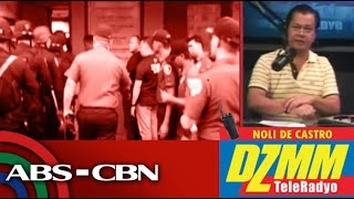 DZMM TeleRadyo: Ex-cop owns bomb notes found in jail raid