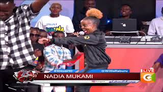 Nadia Mukami Live #10Over10
