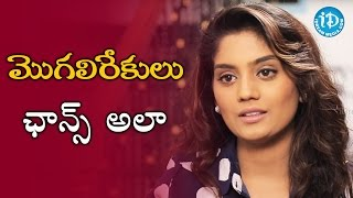 Karuna about Bagging a Chance in Mogali Rekulu | Exclusive Interview | Talking Movies with iDream