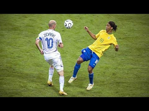 Xxx Mp4 Ronaldinho VS Zidane 🔥 3gp Sex