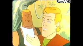 Robin Hood en el Espacio (Fragmento Dibujo Animado)