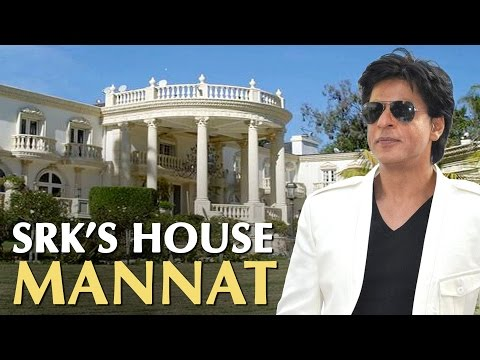 Shahrukh Khan s House Mannat Celebrity Hotspots In Mumbai