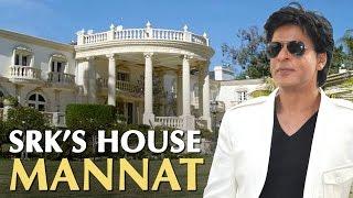 Shahrukh Khan's House Mannat - Celebrity Hotspots In Mumbai