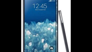 Samsung Galaxy Note Edge SM N915G Quad Core ROM 32GB Camera 16MP