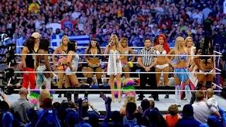 Vickie Guerrero Divas Championship Invitational.- Wrestlemania 30