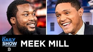 "Meek Mill - ""Championships"" & Advocating for Criminal Justice Reform 