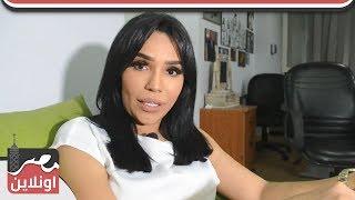 امينة تتحدث عن ترشحها لجائزة التفاحة الذهبية  ... واغنية مو صلاح