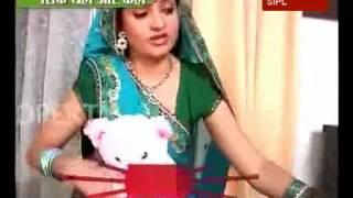 Gopi makes teddy bear for Aham