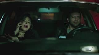"""شاهد حسن الرداد لما اشتغل سواق في شركة كريم كار ,من مسلسل  """"عزمي و أشجان """""""